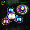 Colorful Titanium Alloy Fidget Spinner