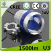 Factory Price CREE 30W U3 Motorcycle LED Headlight