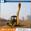 Mini Tractor with Front End Loader and Backhoe Chinese Backhoe