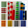 Sunshape Fabric with Stripe/Mixed Colour (PVC SUNSHADE TARPAULIN)