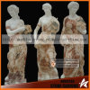 Marble Sculpture, Stone Statue Marble 4 Season God Nss030