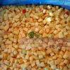 IQF Frozen Apricot Dices Brc Standard