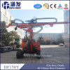 Mechanical and Hydraulic Transmission Combined DTH Drilling Rig (hf158y)