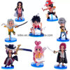 En71 Mini Cute Plastic Action Figure Cartoon China Manufacture Toy