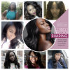 Brazilian Hair/Virgin Hair Extension/Remy Human Hair 100% Human Hair