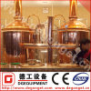 500L Micro Copper Beer Brewing Equipment for Hotel