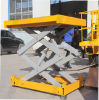More Popular Warehouse Hydroulic Stationary Scissor Lifting Platform