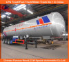 60000liters Gas Delivery Truck 20ton LPG Road Tank for Sale
