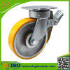 Heavy Duty Warehouse Case Brake Caster