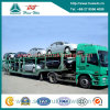Carbon Steel Skeleton Frame Car Transport Semi Trailer