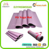 Natural Rubber Wih PU Leather Yoga Mat