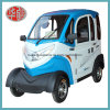 All Closed Four Round Low Speed Electric Vehicles in China