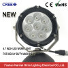 Top Quality Round 4.7 Inch 40W LED Light for Heavy Duty (GT24003-40W)