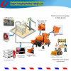 Factory Direct Sales Brand New Dragable Concrete Mixing Pump Cx30 T7