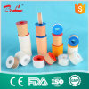 Medical Zinc Oxide Tape with Plastic Spool