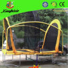 Newly Hot Sale Trampoline with Basketball Hoops, Aldi Trampoline