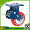 Fixed Medium Heavy Duty Shock Absorption Caster