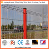 2015 PVC Painted Welded Contruction Wire Mesh Fence