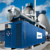 OEM Mannhein Natural Gas Generator Set 800kw for Power Electric Home Generating High Efficiency Gas Generator