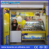 300 Lt Ice Cream Deep Freezer with Glass Top