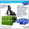 10L 20L 25L HDPE Jerry Cans Extrusion Blow Molding Machine