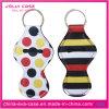 China Custom Flower Style Promotional Gifts Lip Balm Holder/Tracker