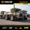 China Heavy Duty Rigid off Road Mining Dump Truck 45ton Tipper Dumper Truck