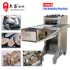 304 Stainless Steel Automatic Fish Straight Cutting / Oblique Cutting Machine