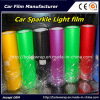 Sparkle Shining Car Light Film/ Headligh Film Lamp Film
