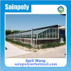 Low Temperature PC Sheet Solar Greenhouse for Plants