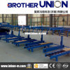 Ghana Style Joint-Hidden Roofing Sheet Roll Forming Machinery