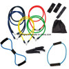 13PCS Heavy Resistance Band Yoga Tension Rope Fitness