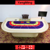 Entertainment Poker Game Table Luxury 9 Players Ym-Ba011