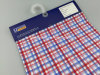 Yarn Dyed Cotton Check Shirting Fabric-Lz8609