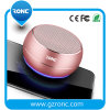 2017 Best Selling Metal FM LED Wireless Portable Bluetooth Speaker