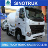 Construction Equipment Concrete Truck Mixer with HOWO Chassis