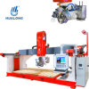 China Italy Cooperation 5 Axis CNC Stone Sawing Machine with Vacuum Lifter