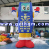 Inflatable Mobile Phone Model for Promotion/China Factory Inflatable Mobile Phone