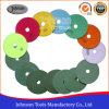 Od100mm Diamond Dry Polishing Pad for Stone