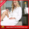 100% Cotton Hotel SPA Plain Solid Women Bathrobe