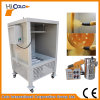 Electrostatic Epoxy Powder Coating Spray Booth for Wheel Hubs