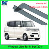Window Shield Sun Visor Vent Wind Rain for Hodna Nbox 2011