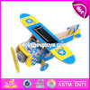New Design DIY Assemble Children Wooden Toy Airplanes W03b065