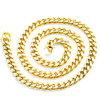 Fashion Style Custom Jewelry 18kgp Gold Chain Necklace