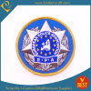 Custom Design Woven Fabric Embroidery Badge Clothes Patch for Decoration