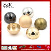 Fashionable Oval Shape Good Plated Metal Shank Sewing Button for Garments Accessories