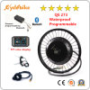 QS 273 8000W Waterproof Programmable Electric Bike Motorcycle Conversion Kit with Bluetooth