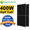 Yangtze Solar Power Hot Sale 144 Half Cells Monocrystalline 380W 390W 410W 420W 400 Watt Photovoltaic Solar Panel