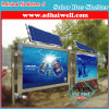 Solar Power LED Backlit Static Light Box