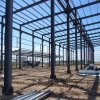 Large Span Prefab Structural Steel Structure Workshop Building